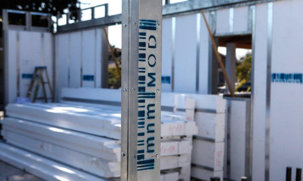 ¿Qué son los paneles estructurales aislados?