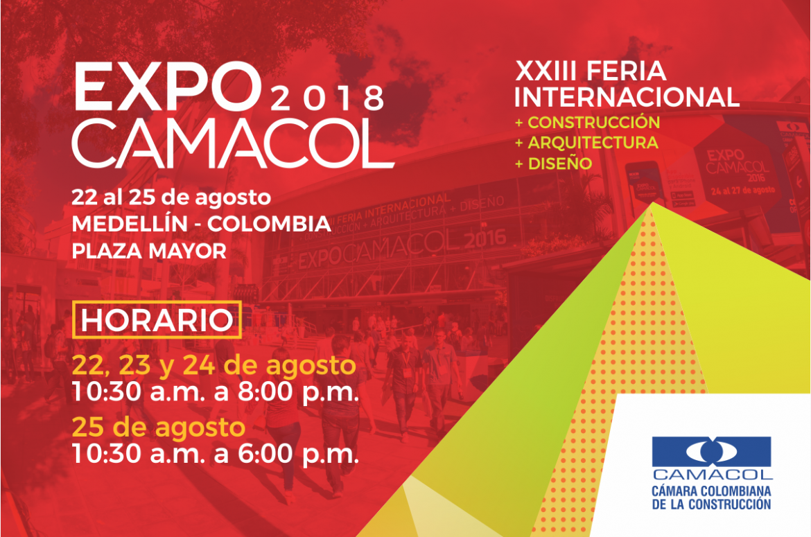 ¡Arcus Global en EXPO CAMACOL 2018!