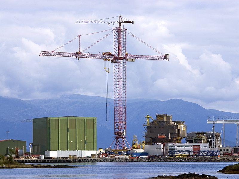 Caída en la construcción impacta en renta de maquinaria pesada