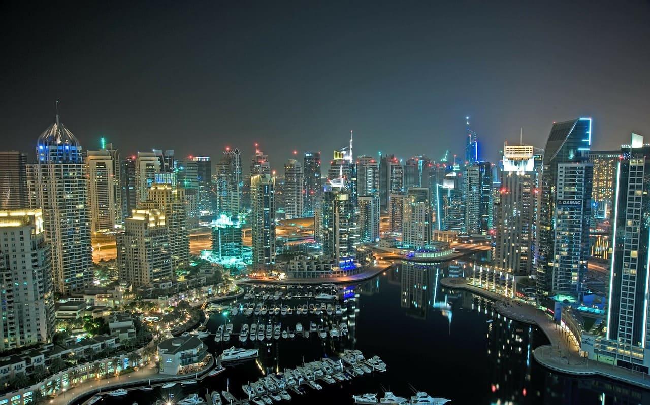 Ciudad de Dubái