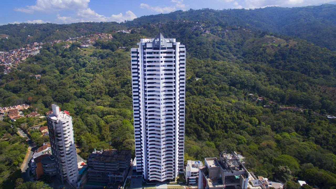 La ciudad de los rascacielos: Bucaramanga