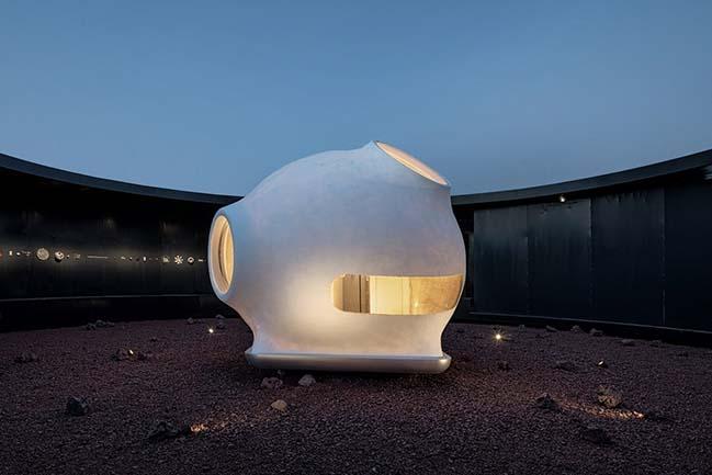MARS Case la casa prototipo para vivir en Marte