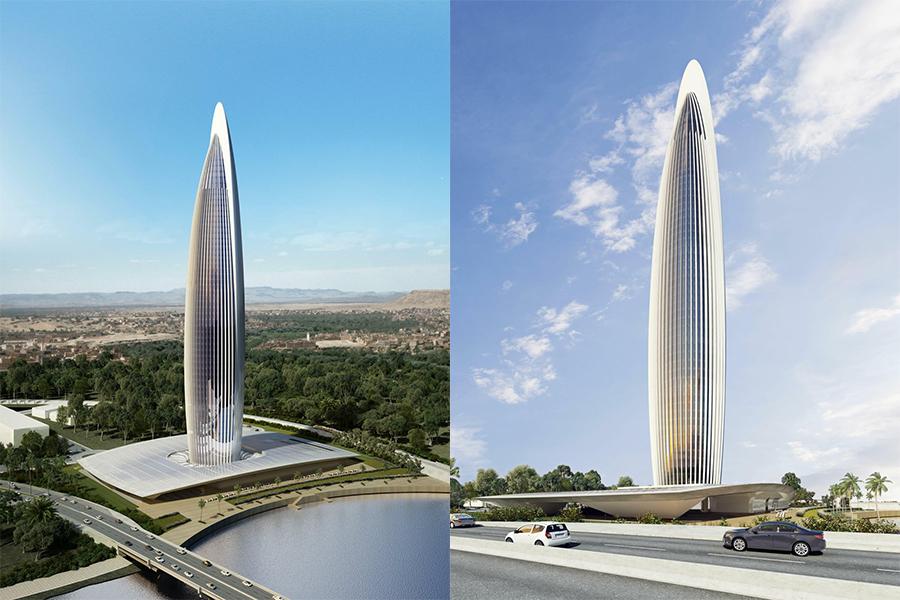 En 2022 llegará el rascacielos más alto de África