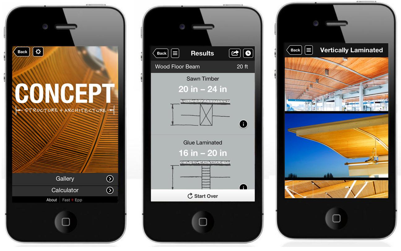 Una app para la ingeniería estructural