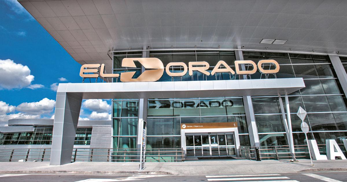 """Aeropuerto """"El Dorado"""" Bogotá"""