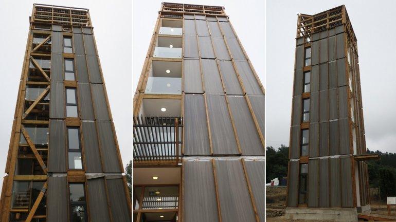 Latinoamérica y su torre de madera