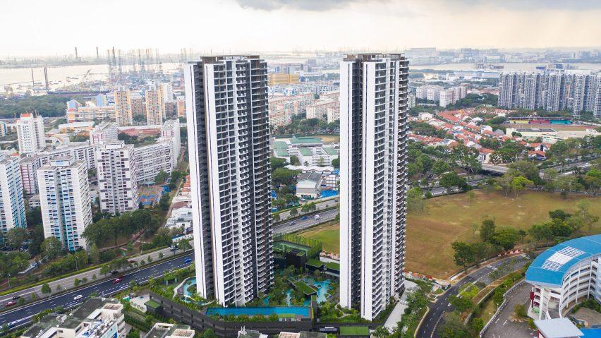 ¡Los edificios modulares más altos del mundo!