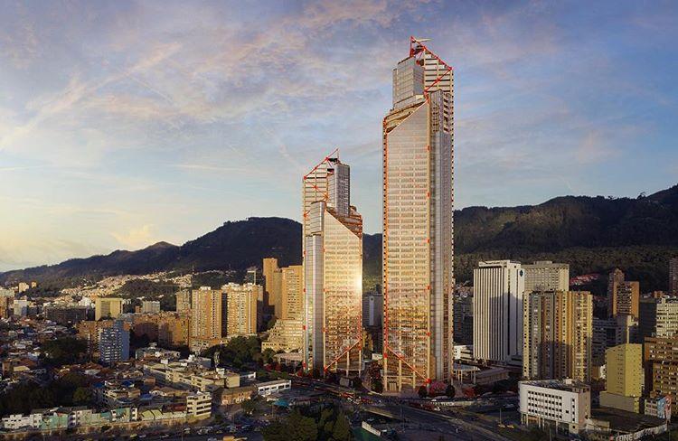 Complejo Atrio: el edificio más alto de Colombia
