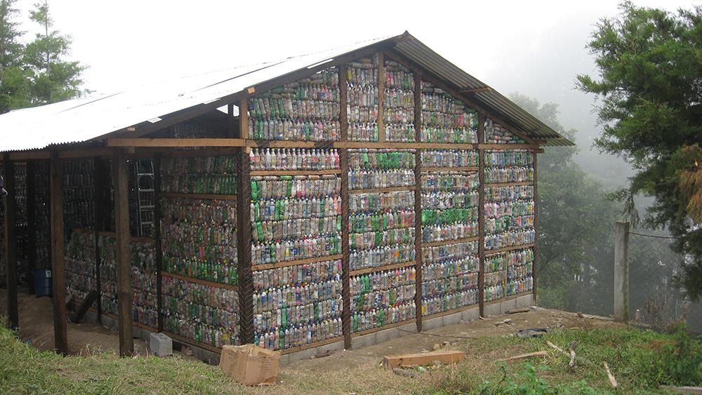 Materiales más fáciles de reciclar en la construcción