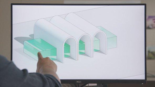 Pod Plexus: una mega estructura modular
