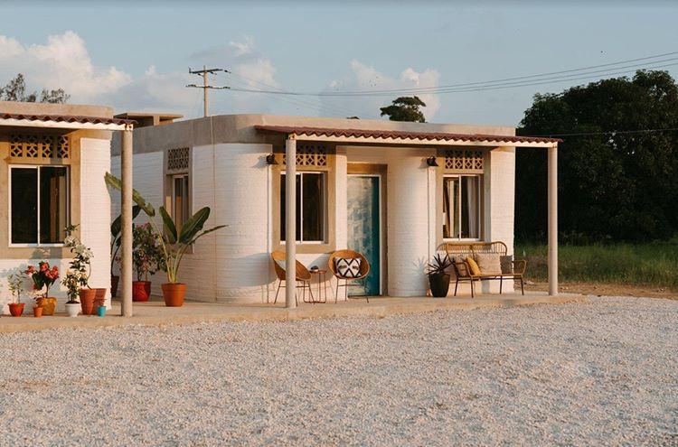 Primeras casas construidas con impresión 3D en México