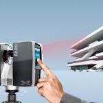 Escaner 3D móvil para construcción