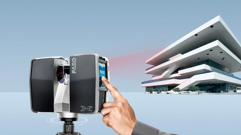 ¿Qué es el escaneo 3D móvil en la construcción?