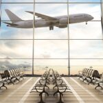 Aviones y aeropuerto
