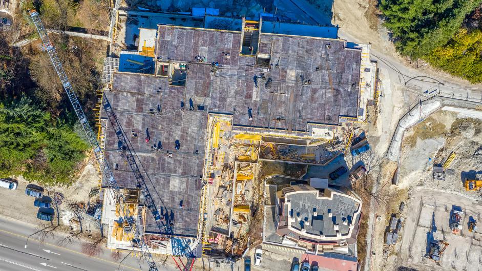 Cifras favorables para la industria de la construcción